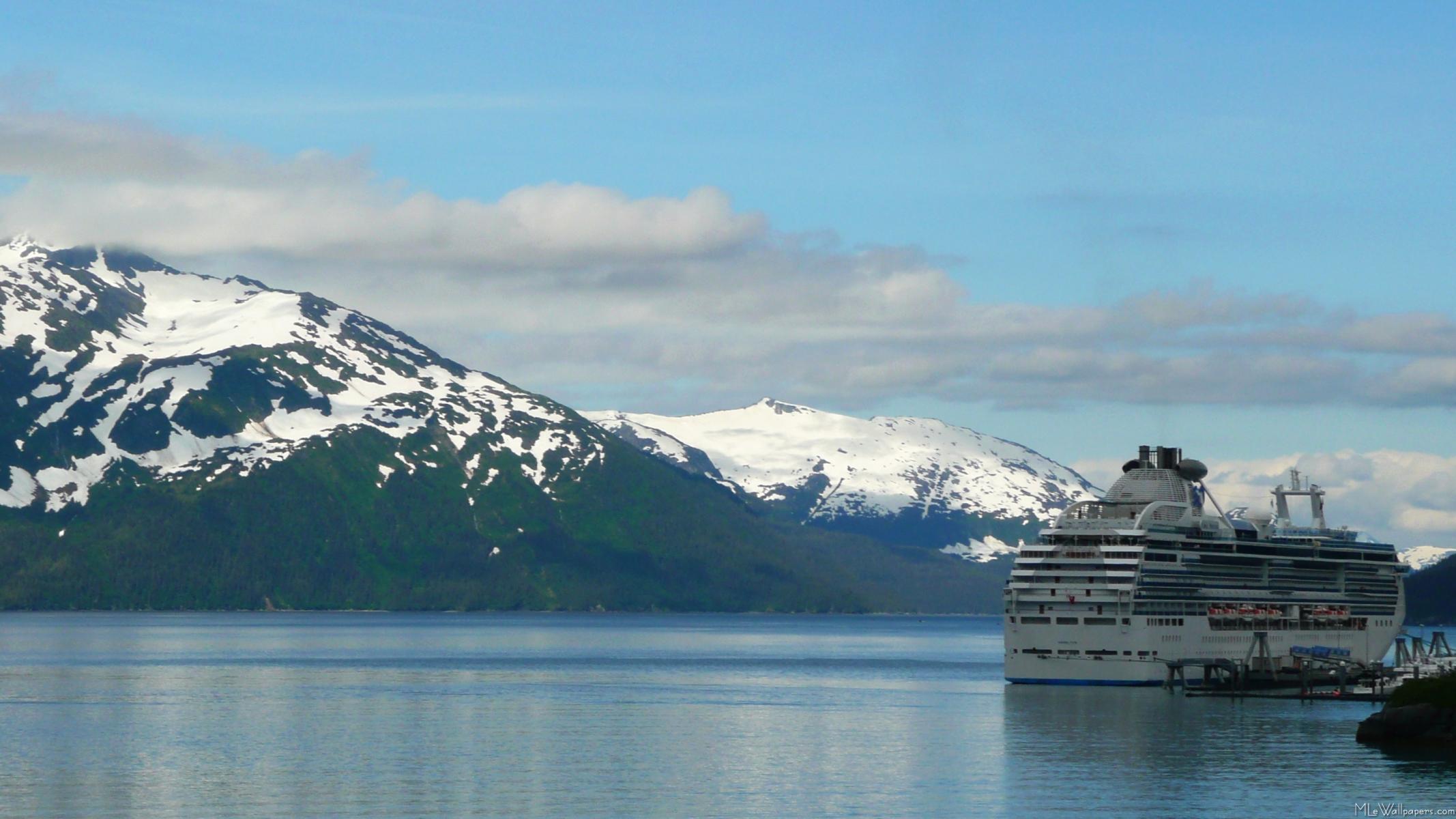 Mlewallpapers Com Alaskan Cruise